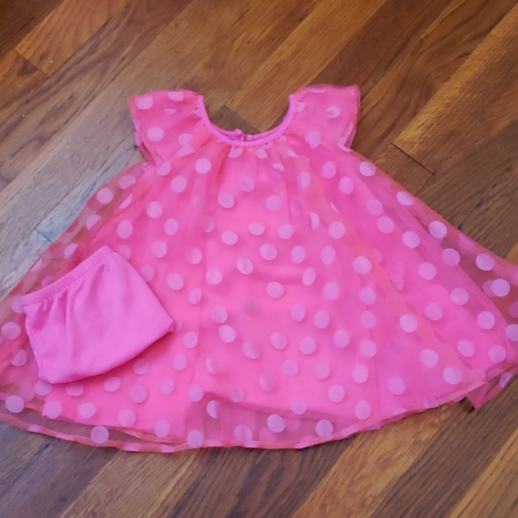 The Children's Place Other - 3 Piece Baby Girl Dress